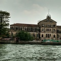 Portuguese warehouse of a previous age, on the Chao Praya river in Bangkok